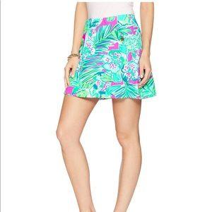 Lilly Pulitzer Madison Skirt Skort NWT